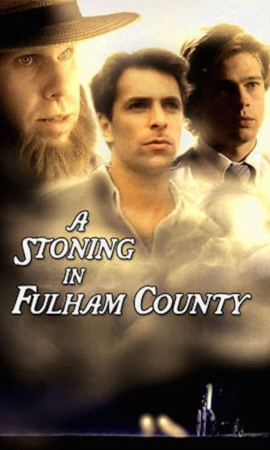 Brad Pitt in A Stoning in Fulham County