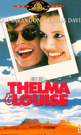 Brad Pitt in Thelma & Louise